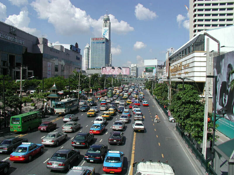 rpt16 バンコクの交通渋滞事情
